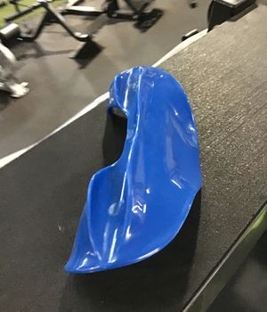 Blue Soft Barbell Neck Protector for Sale in Houston, TX