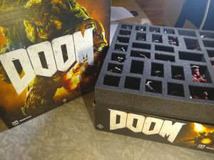 DOOM: Board Game Painted for Sale in Seattle, WA