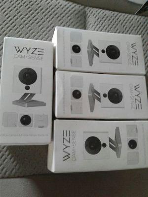 Wyze cam+sense for Sale in San Bernardino, CA