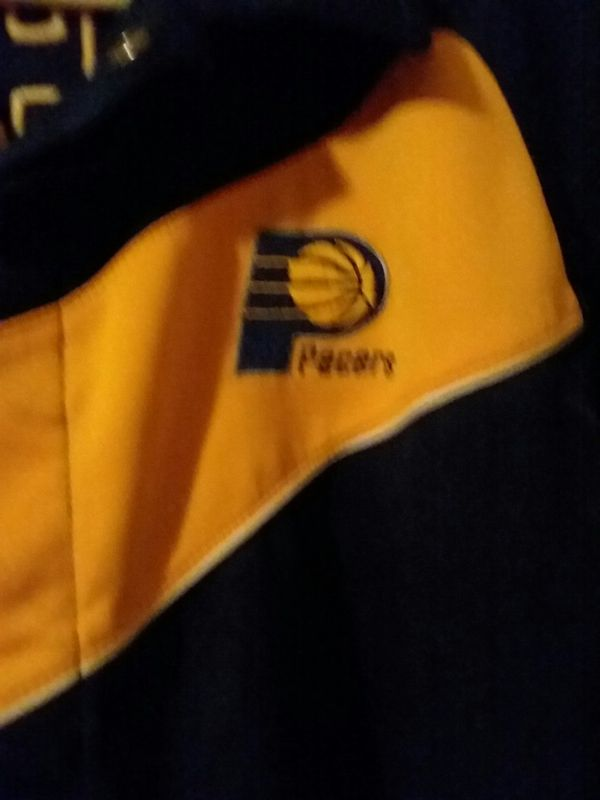 Official NBA pacer shirt