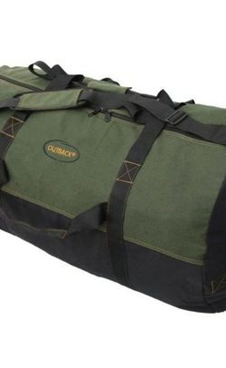 Colossal Outback Canvas Duffle Bag for Sale in Pompano Beach,  FL