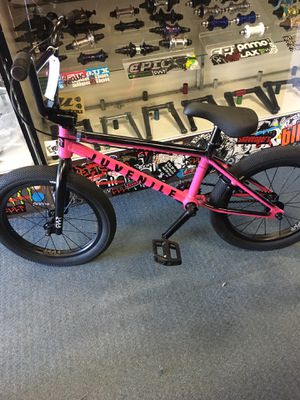 Cult juvenile kids 18 inch Bmx bike for Sale in Fountain Valley, CA