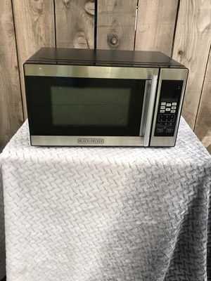 Black and Decker Microwave for Sale in National City, CA