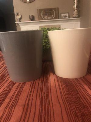 Ceramic Planters/ Pots for Sale in Corona, CA