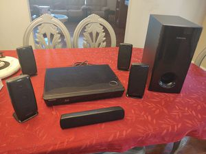 Samsung HT-BD1250 Blu-ray Home Theater System for Sale in Phoenix, AZ