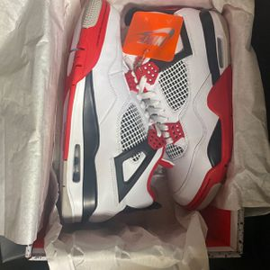 Nike Air Jordan Fire Red 4 Ds Size 8.5 for Sale in Kissimmee, FL