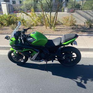 Ninja 650 for Sale in Tempe, AZ
