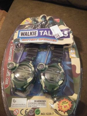 Watche walkies for Sale in Wichita, KS