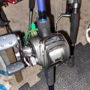 Bass Rod And Reel for Sale in Tacoma, WA