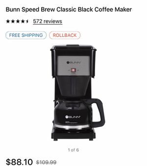 Coffee maker for Sale in Downey, CA
