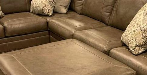 Roleson Quarry LAF Leather Sectional Ashley❗$39 Down Payment 100 Days Same As Cash 2 Piece for Sale in Austin,  TX