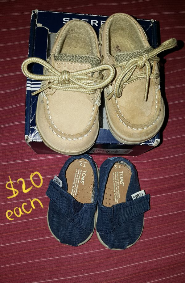 Baby Boy shoes different sizes from NB to 2M
