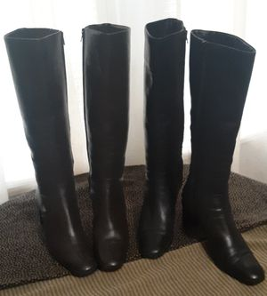 Upper balance leather boots for Sale in Conway, AR