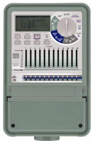 Orbit 57012 Sprinkler System 12-Station Professional Outdoor Mounted Sprinkler System Control Timer for Sale in San Dimas, CA