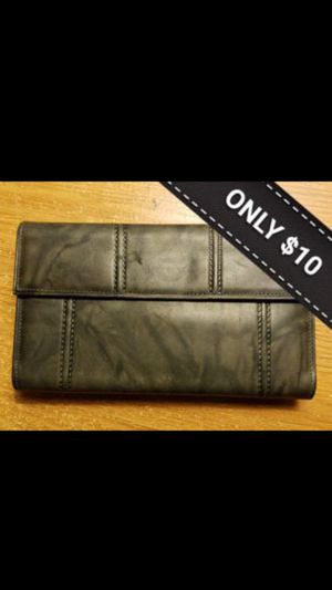 Leather Checkbook Case for Sale in Rogers, MN