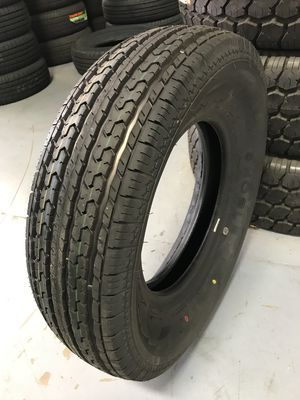 """14"""" Inch Brand New Noble ST205/75R14 2057514 20575R14 205/75-14 8 Ply Trailer Tires for Sale in Austin, TX"""