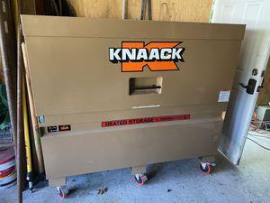Knaack Heated Job Box for Sale in Southborough, MA