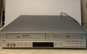 Apex DVD/VHS Recorder ADV-3800 for Sale in Bartow, FL