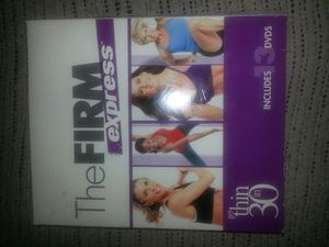 The FIRM express 13 DVD &BOOK KIT for Sale in Glen Burnie, MD