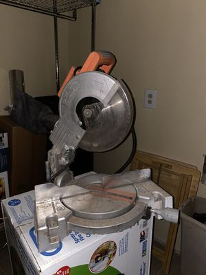 Miter saw for Sale in Odessa, TX
