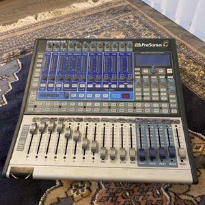 PreSonus 16.0.2 Digital Mixing Console for Sale in Marina del Rey, CA