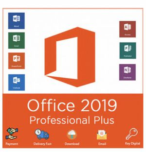 OFFICE 2019 PROFESSIONAL PLUS for Sale in Glendale, CA