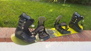 Burton Snowboard BOOTS for Sale in Los Angeles, CA