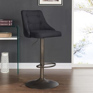 Adyson Air Lift Stool, set of 2 in Black for Sale in Miami, FL