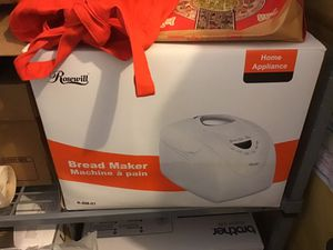 Bread maker for Sale in Potomac, MD