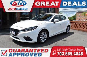 2016 Mazda Mazda3 for Sale in Leesburg, VA