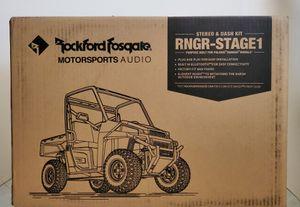 Rockford Fosgate RNGR-STAGE1 for Sale in Chandler, AZ