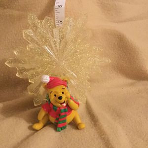 Disney Pooh Bear Tree Topper new for Sale in Kissimmee, FL