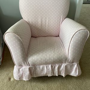 Toddler Pink Rocking Chair for Sale in Glassboro, NJ