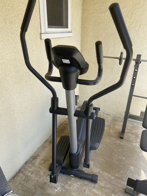 Elliptical machine only used twice for Sale in Culver City, CA