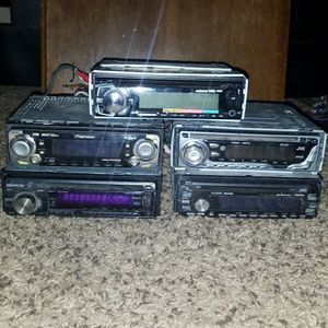 Head units for Sale in Kansas City, MO
