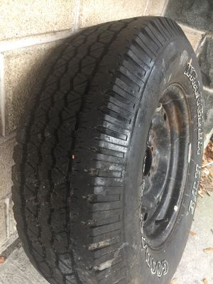 BRAND NEW SPARE RIM AND TIRE 225-70-16 FORD EXPEDITION F150 97-02 5 LUG for Sale in Jacksonville, FL