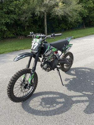 125cc dirtbike for Sale in Fort Lauderdale, FL