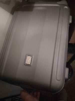 New hard shell suitcase with for Sale in Wichita Falls, TX