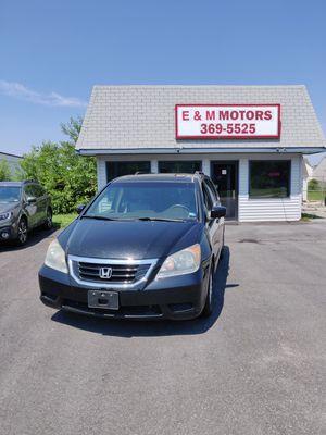 2010 honda Odyssey exl for Sale in Newport News, VA
