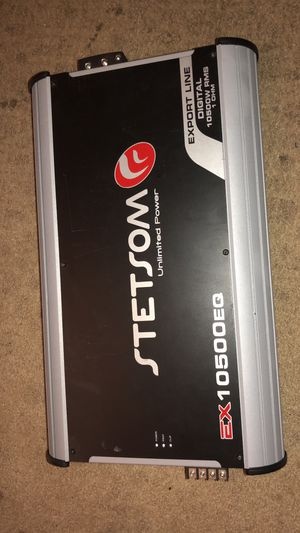 Atetsom Ex 10500EQ 1ohm for Sale in Kissimmee, FL