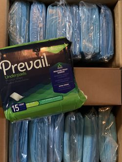 Disposable Bed Underpads Or Dog Pads Size Is 23x36 Total Of 200ct All For 40$ for Sale in Kent,  WA