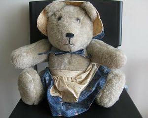 Vintage Teddy Bears Artist Signed OOAK for Sale in St. Louis, MO