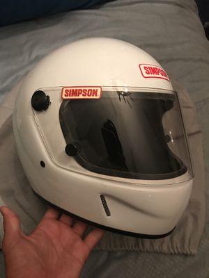 Simpson Helmet for Sale in Fullerton, CA