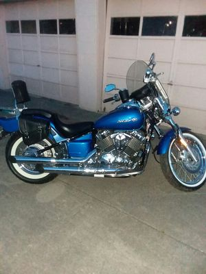 09' Yamaha star. Clean title, 3300 miles on it. Serious inquires only. for Sale in Kingsport, TN