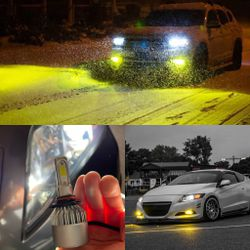 Led Headlights || Luces Para Automóvil for Sale in Ontario,  CA