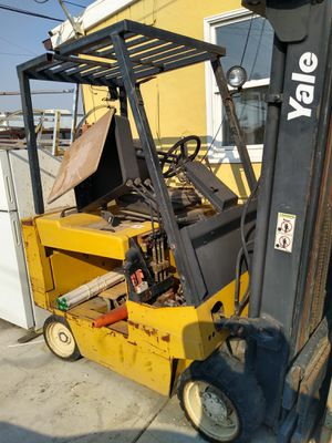 TWO FORKLIFTS FOR SALE for Sale in Hayward, CA