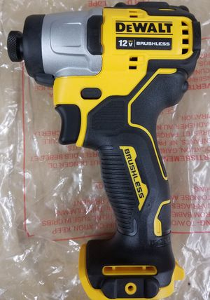 NEW DEWALT 12V IMPACT for Sale in Phoenix, AZ