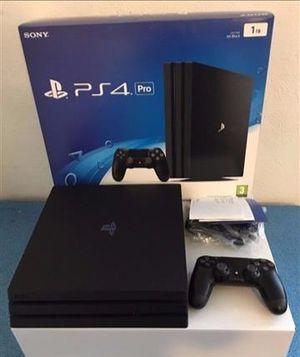 PS 4pro for Sale in Sylvan Grove, KS