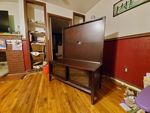 TV stand/entertainment center. for Sale in Fort Worth, TX