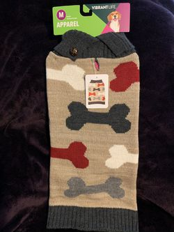 NEW! Warm & Cozy Dog Sweaters for Sale in Moody,  TX